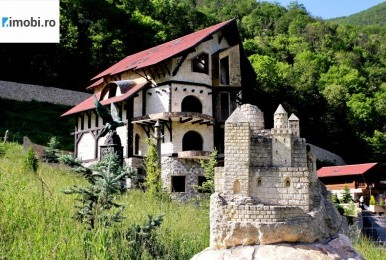 Afacere activă de excepție - Complexul Turistic Prințesa din Carpați