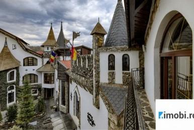 Afacere activă de excepție - Complexul Hotelier Medieval