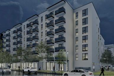 Studio cu suprafața de 42.40 mp + balcon, The New Ego Residence - Dâmbul Rotund