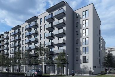 Studio cu suprafața de 41.91 mp + balcon, The New Ego Residence - Dâmbul Rotund