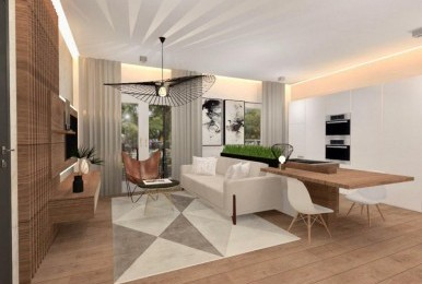 Studio cu suprafața de 39,60 mp, Maurer Residence - Sighișoara
